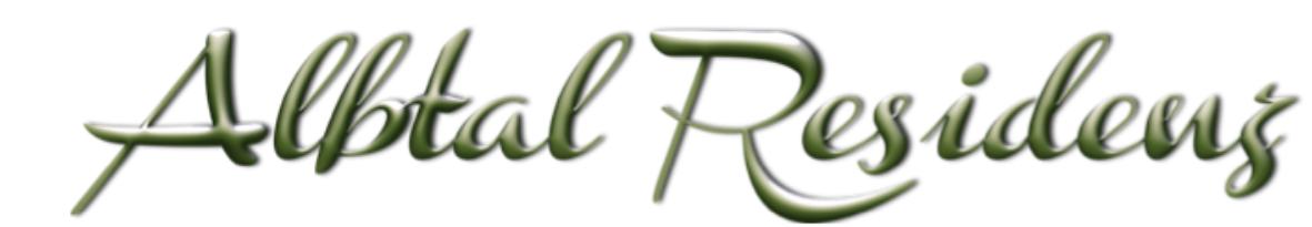 Albtal-Residenz Logo